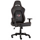 Manufacturer Supply 2019 NewestHALF PU leather office chair for sale PC racing gaming chair