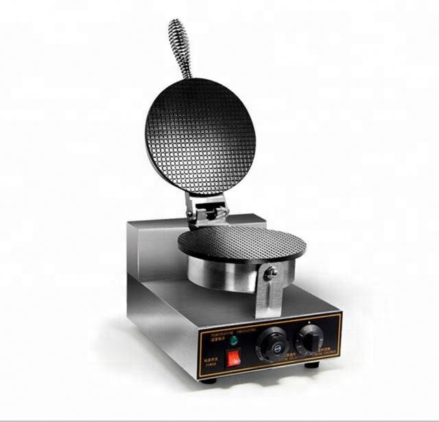 Uovo Bubble Waffle Maker Machine/Commerciale elettrico uovo torta mini pancake puff maker forma di palla macchina per cialde
