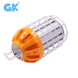 milwaukee led work light China wholesale commercial electric led construction work lights GKS36 corn led light 100w
