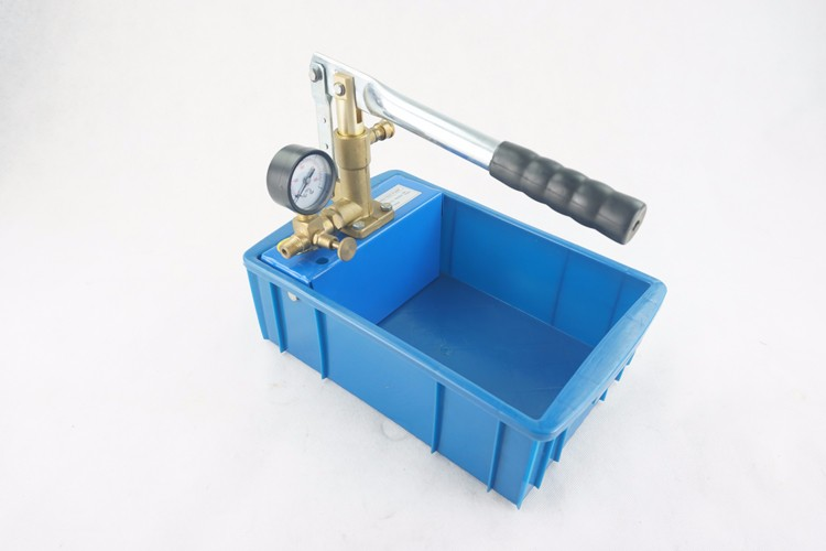 Custom 5L Water Hardness Hydraulic Pressure Tester with Steel Tank