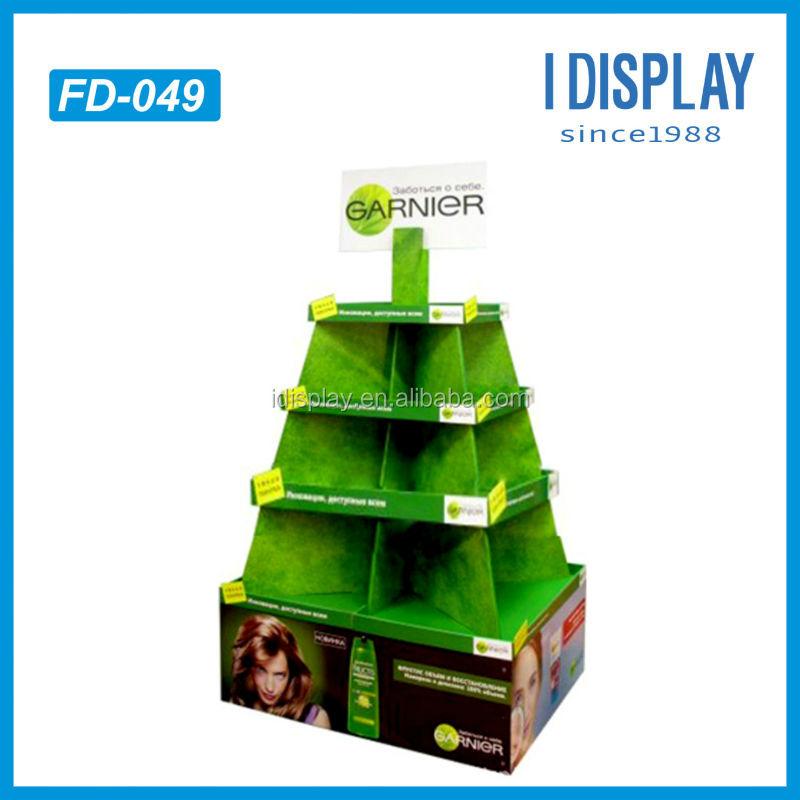 Fd-241 China Factory Custom Store Promotion Pop Cardboard Floor ...