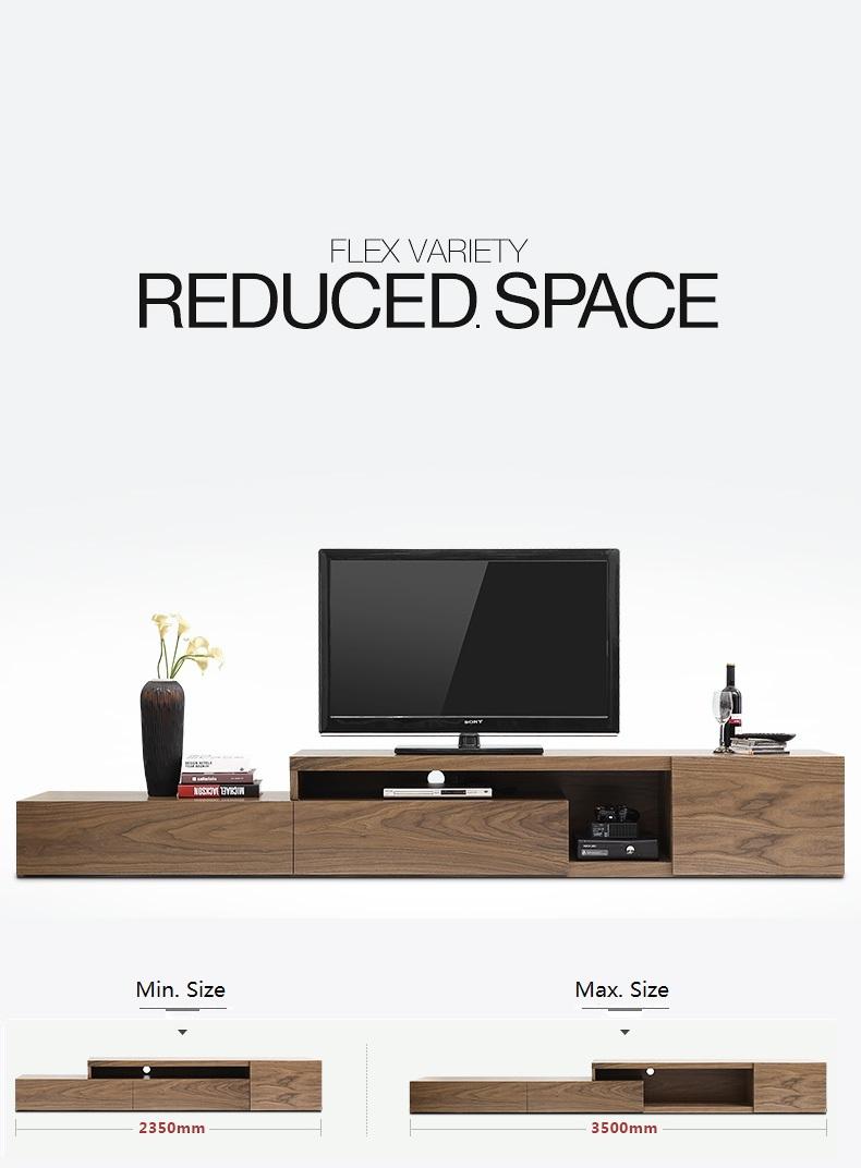 2017 hangzhou vermont new model solid wooden veneer plywood tv