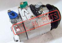 denso 7SB16C air ac compressor for Mercedes Benz W202 S202 C180 A208 W210 S210 W163 W140 R170 0002340911 0002342411 0002342011
