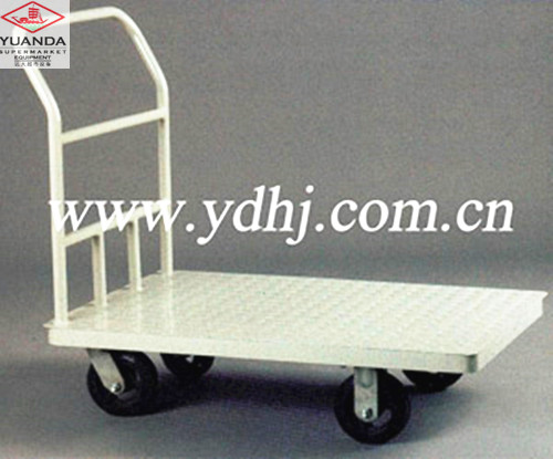 Factory price used supermarket equipment powder coating tooling trolly cart
