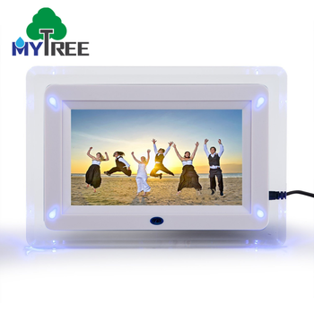 European Wholesale Small Picture Oval Digital Photo Frame - Buy ...