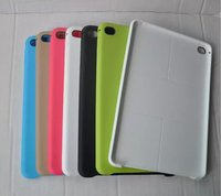 Colorful Soft TPU Gel Clear Case for iPad mini 4