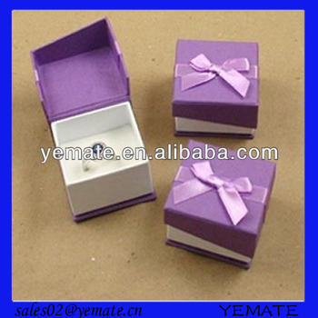 2014 Paper Ring Boxes ring Boxmake Ring Holder Jewelry Box Buy