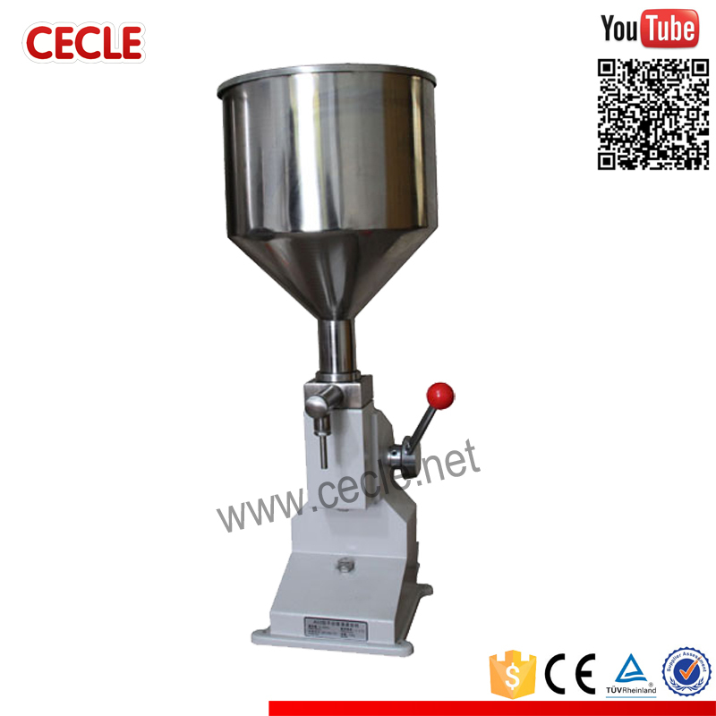 T&D A03 bottom price manual operated capsule filling machine