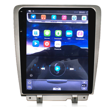 Nuovo Arrivo! tesla dello schermo di <span class=keywords><strong>Android</strong></span> 7.1 Quad Core autoradio <span class=keywords><strong>multimedia</strong></span> player per Ford Mustang 2010-2014 dvd gps stereo audio 2 + 32