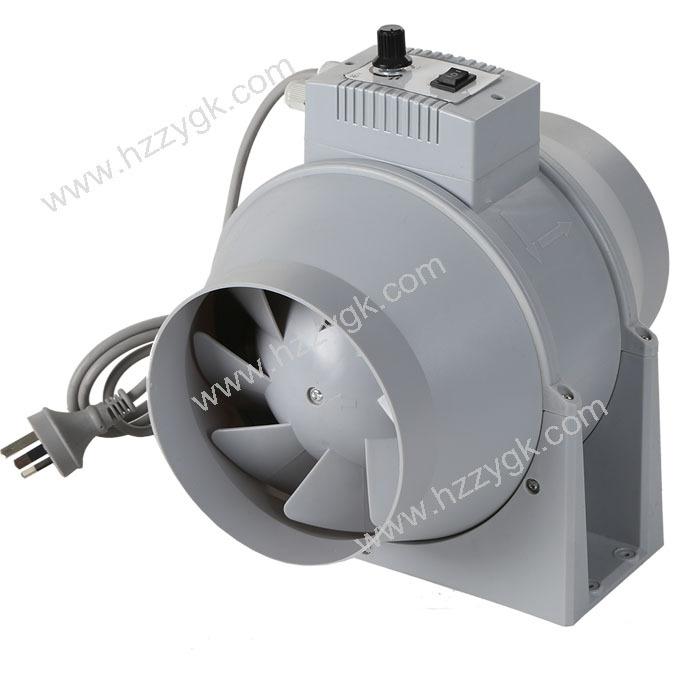 Smoke Removal Forced Pantry Ventilator Fan Improved Old