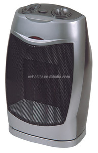 NEWSET 1500W TABLE PTC CERAMIC FAN HEATER with thermostat