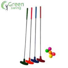 Colorful Diversi Formati Outdoor <span class=keywords><strong>Golf</strong></span> Mini Putter