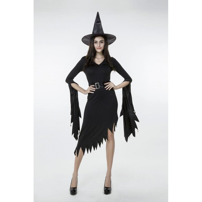 Buy Adult Women Disfraces Halloween Wicked Witch Costume Night Fancy
