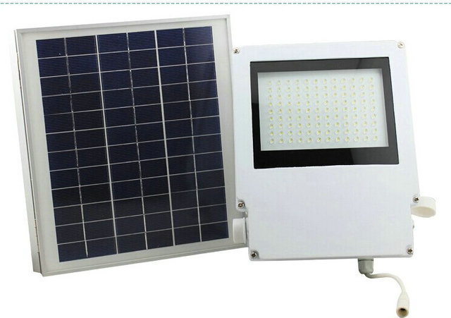 108LEDs IP65 waterproof Outdoor solar street flood spot light (JL-4506)