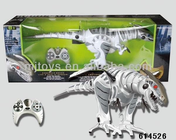 Cool design 4ch rc dinosaur toy remote control dinosaur plastic rc toy factory