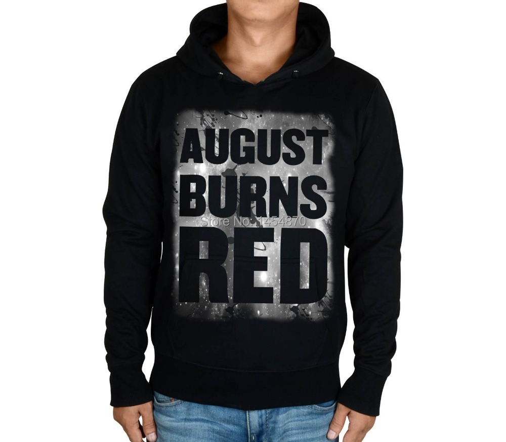 August burns red hoodie