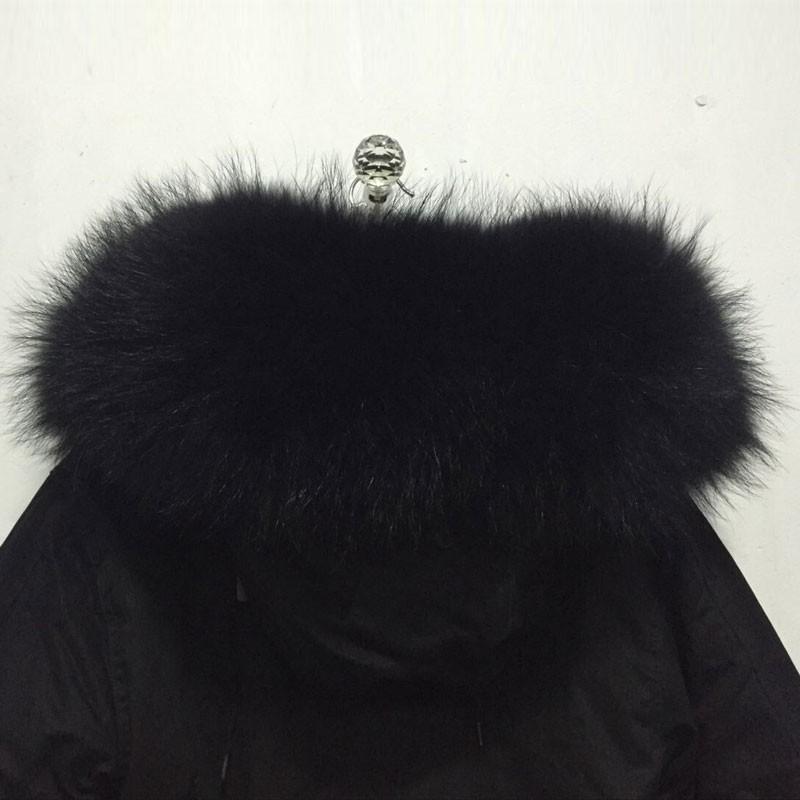 schwarze jacke mit schwarzem fell europ ische kollektion von jacken und m nteln. Black Bedroom Furniture Sets. Home Design Ideas