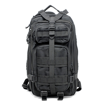 25L camouflage outdoor hiking camping sports 3P tactical backpack