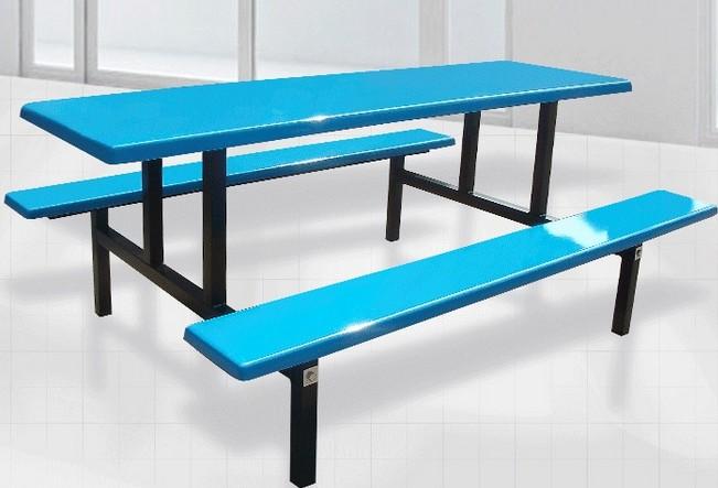 Comida r pida mesa y silla para carteen muebles escuela for Mesas comedor escolar