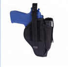 Holster Pouch Police Tactical Gun Case Pistol Holster With Mag Pouch