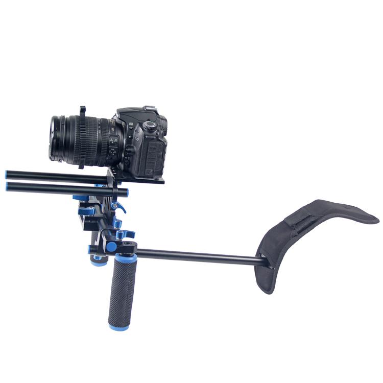 YELANGU D1 Film Seti Kamera Omuz Rig Dslr