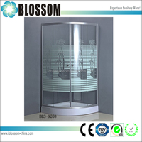 2015 hangzhou rv outdoor complete shower stall enclosures