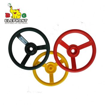 children car and ship plastic steering wheel toy for kid