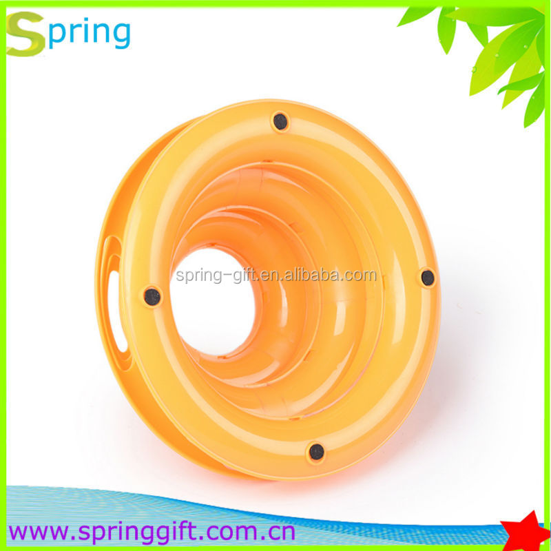 Unique new sound Pet toys Crazy amusement disc Rotation dog cat toy