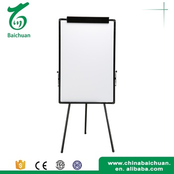 Tripod Dry Erase Whiteboard Flip Chart Paper Stand Magnetic White Board