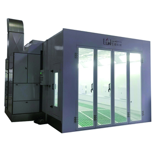 Mengtong outdoor spray booth dry paint booth with custom design service