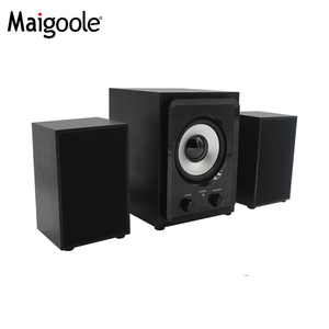 2.1speakers subwoofer,high bass wood 2.1 subwoofer speaker