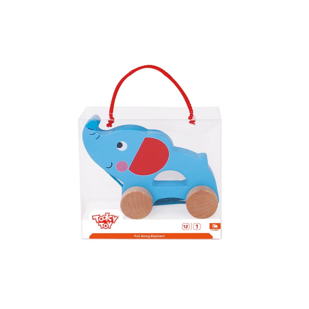 New Design Pull Along - Elephant toy for kids