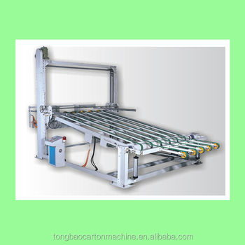 Lifter Basket Stacker For Fully Automatic Corrugated Box