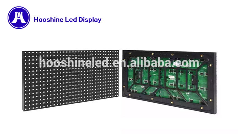 outdoor ali led display full sexy video details with nova star controller