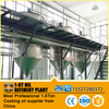 5 tons per day rapeseed oil refining production line vegetable oil refinery plant