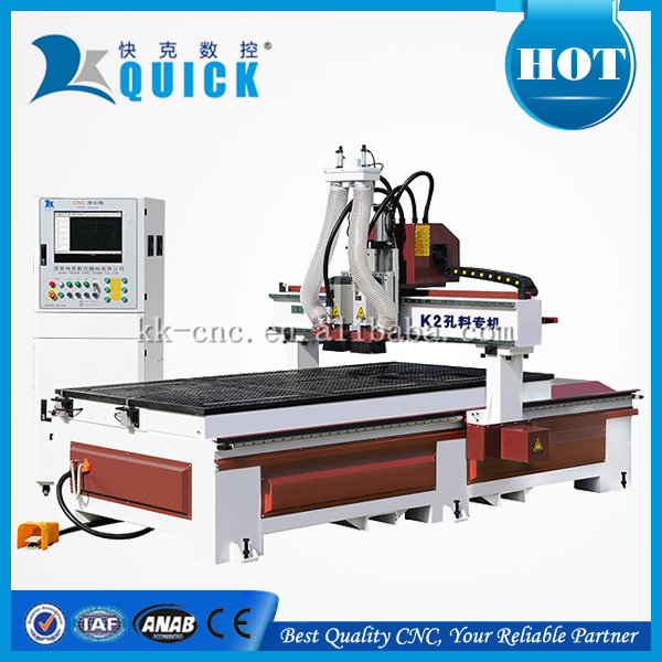 quick cnc new machine K1,K2,K5,K6