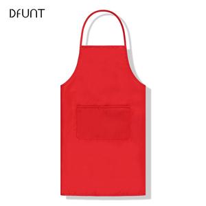 ea6977f9242 Cheap price custom kitchen apron unisex waterproof kitchen apron