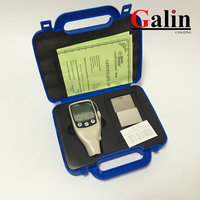 Galin Powder coating thickness gauge for Ferrous and Non-Ferrous