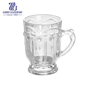 ec5393ab6e2 Beautiful design footed glass tea cups & glass tea mug & small glass ...