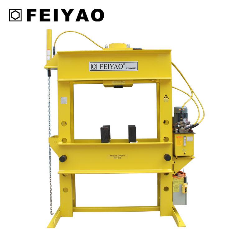 Hydraulic Press Machine Fy-30t,50t,60t,100t,150t,200t,300t,400t,500t  Hydraulic Shop Press - Buy Hydraulic Press Machine,Fy-30t 50t 60t 100t 150t  200t