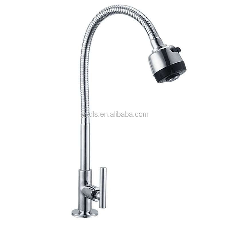 Flexible Extension Stainless Steel Shower Hose Heads Kitchen Sink ...