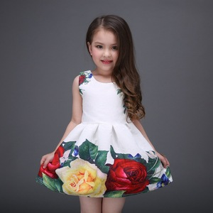 Cheap New Model 2 Year Old Kids Party Flower Girl Dress