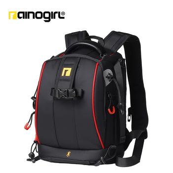 Ainogirl Waterproof High Quality Professional Dslr Camera Bag Small Backpack Buy Camera Bag Storage Bag For Camera Waterproof Bag For Camera Product On Alibaba Com