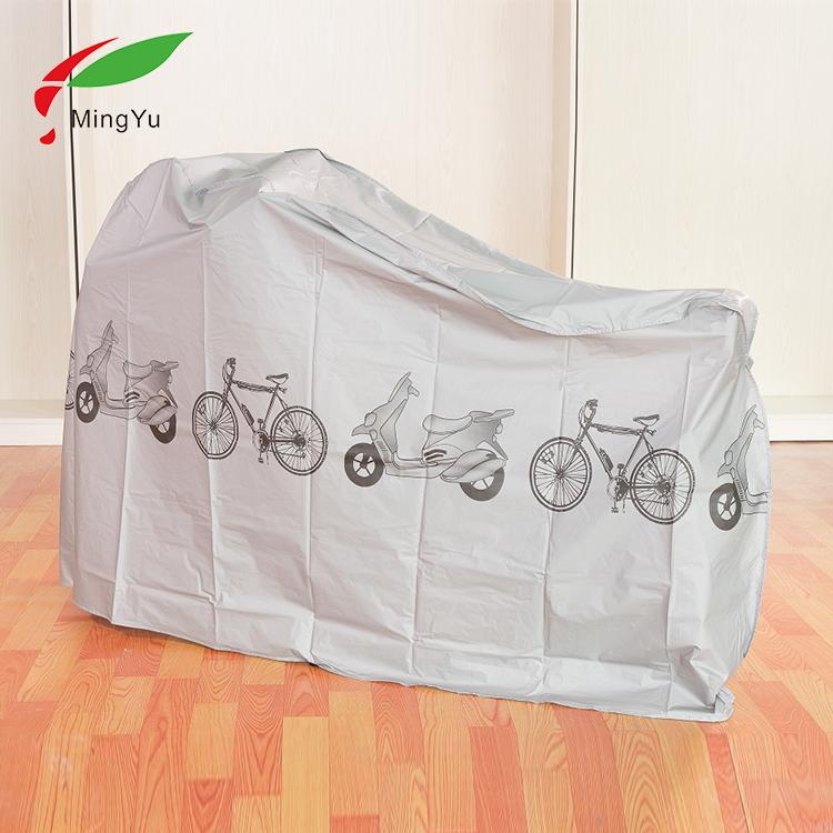 Promotionele Beschermende Waterdichte Bike Onderdak Cover Motor Bike Stofkap