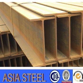 H Beam Size Curved Steel Beam 304 Stainless Steel H Beam