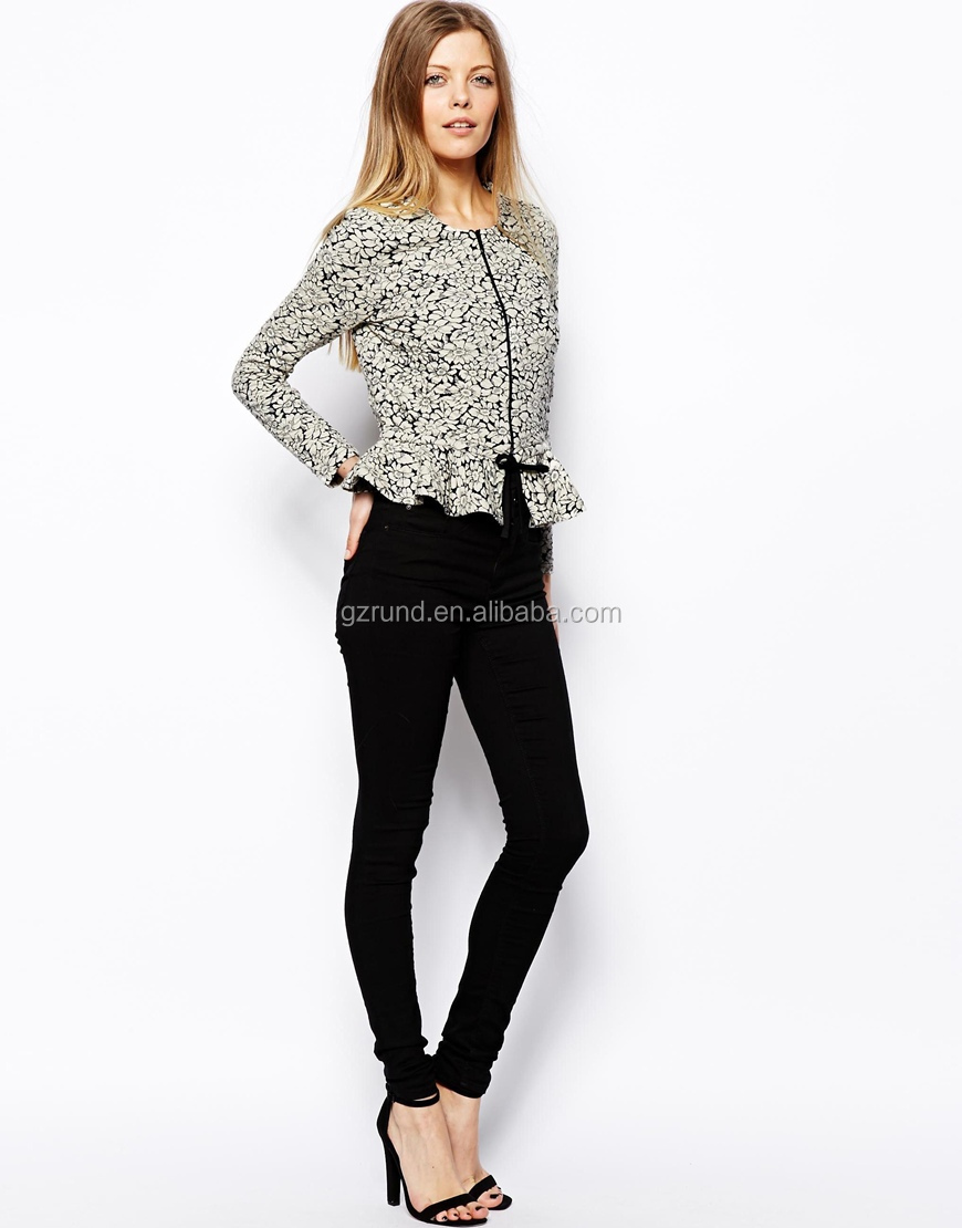 Wholesale Women Clothes 2015 Latest Fashion Coats From China Daisy ...