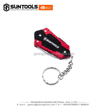 Small Multi Promotional tools with key ring Made in China