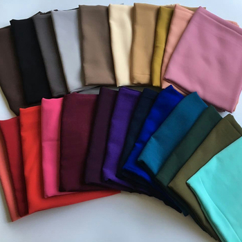 Best-Selling Soft Women Bubble Chiffon Muslim Hijab Scarf Shawl