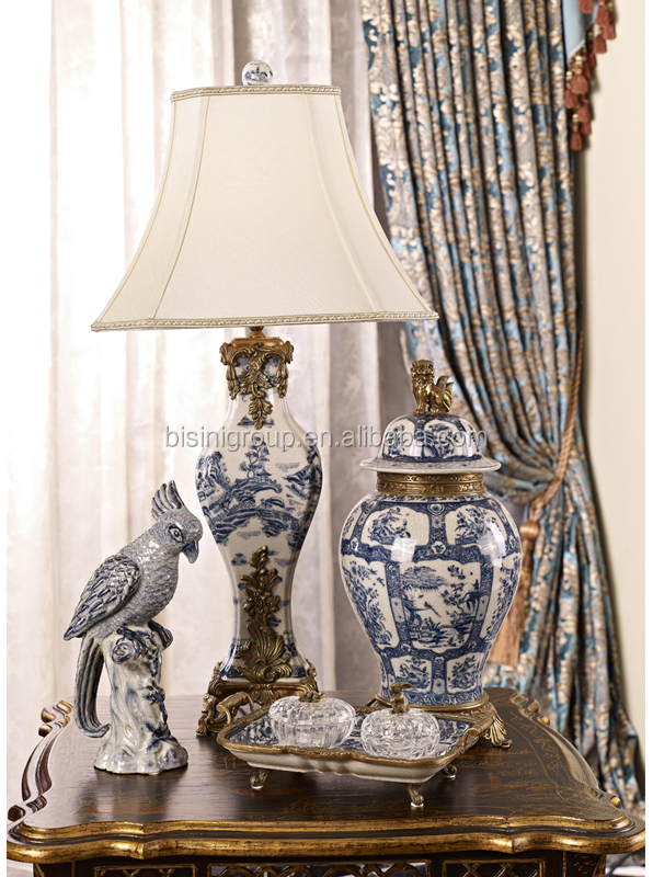 Elegant Hand Painted Blue And White Porcelain Table Lamp Royal Luxurious Porcelain And Brass Home Decor Bf06 1015 View Blue And White Porcelain Table Lamp Bisini Product Details From Zhaoqing Bisini Furniture And,Baby Shower Flower Arrangements