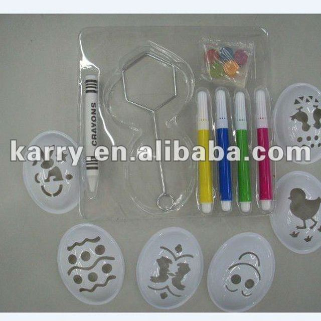 Buy cheap china easter gift set products find china easter gift easter egg paint set promotional gifts negle Images